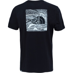 The North Face Redbox Cel SS Tee Men TNF Black